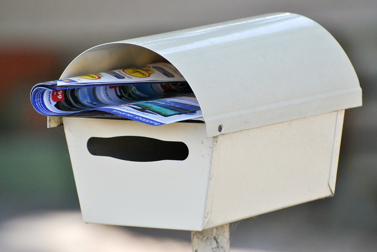 letterbox, letter, mail